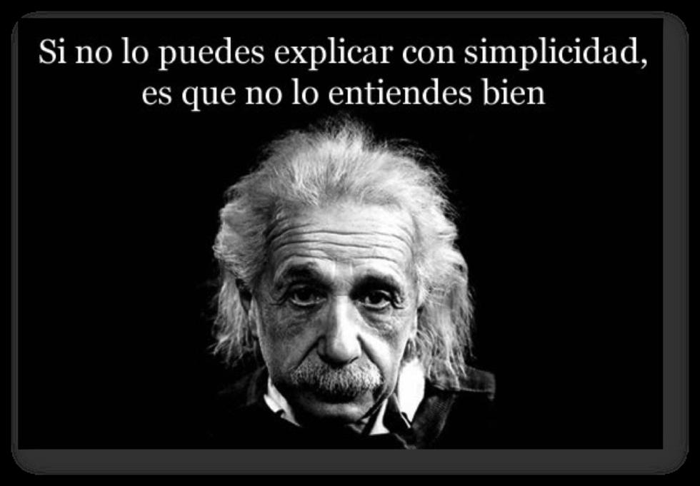 La simplicidad