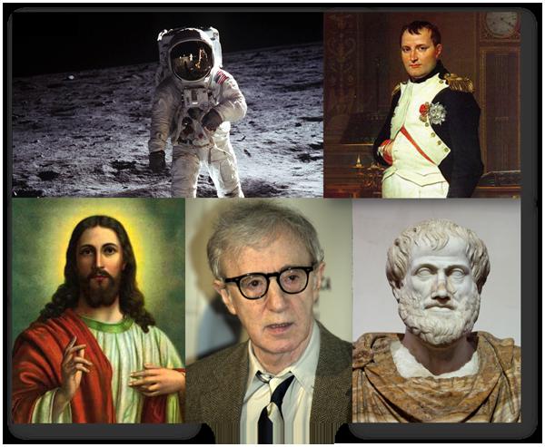 Algunos protagonistas de nuestra historia